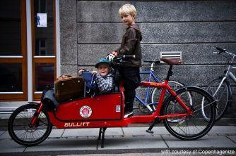 Bullitt bike